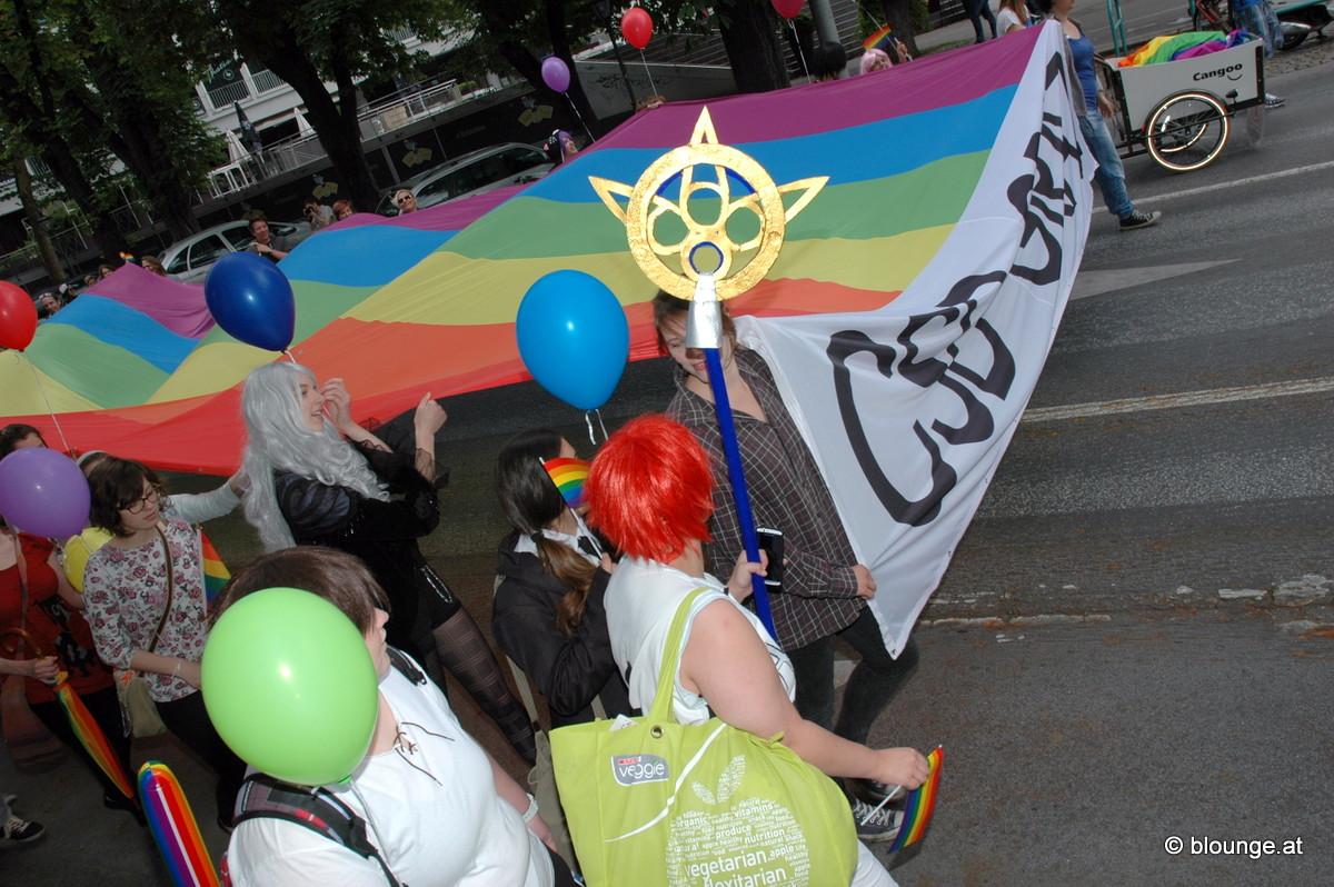 CSD Parade Graz