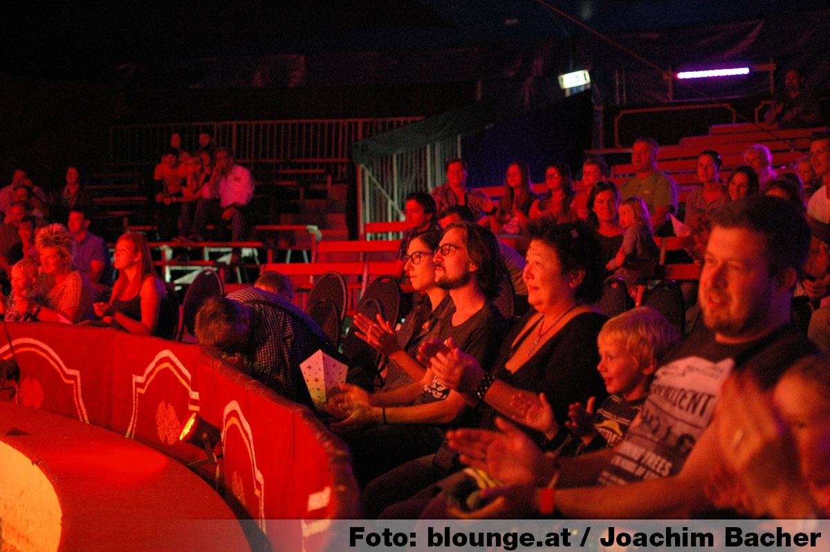 Circus Louis Knie Graz