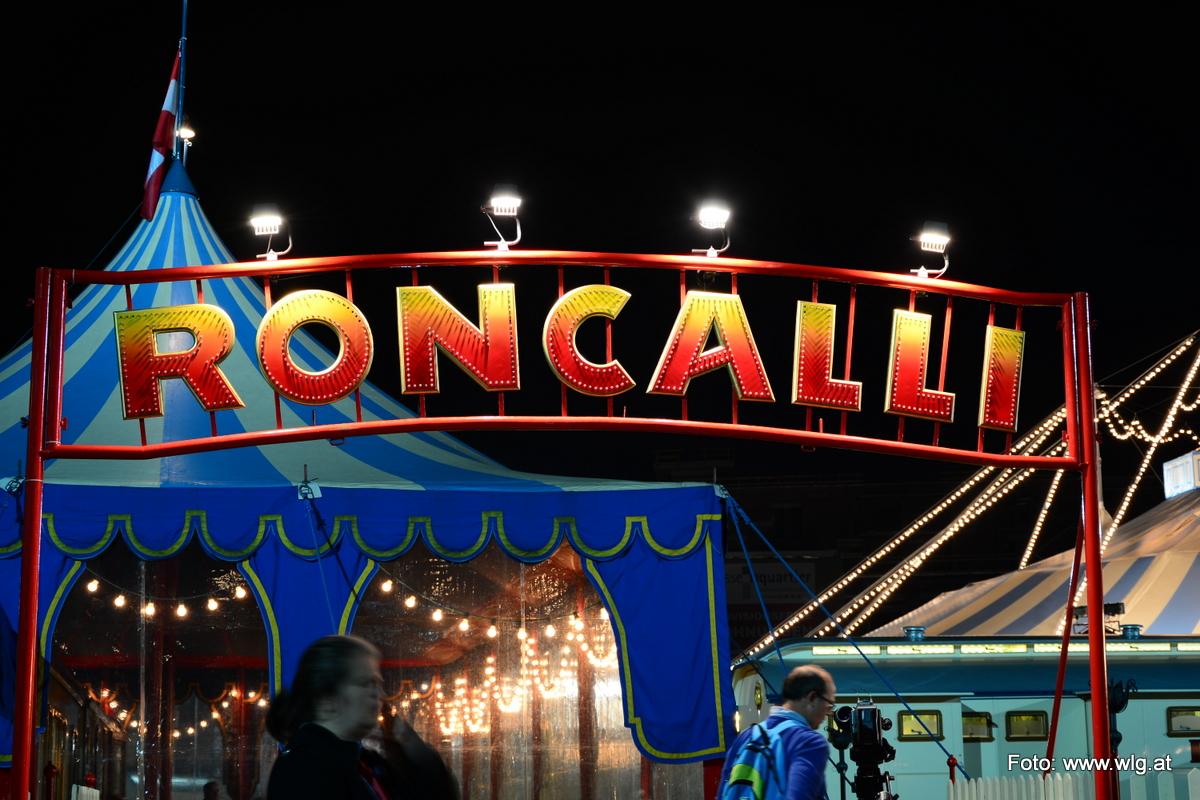 Fotos Circus Roncalli Graz 2014