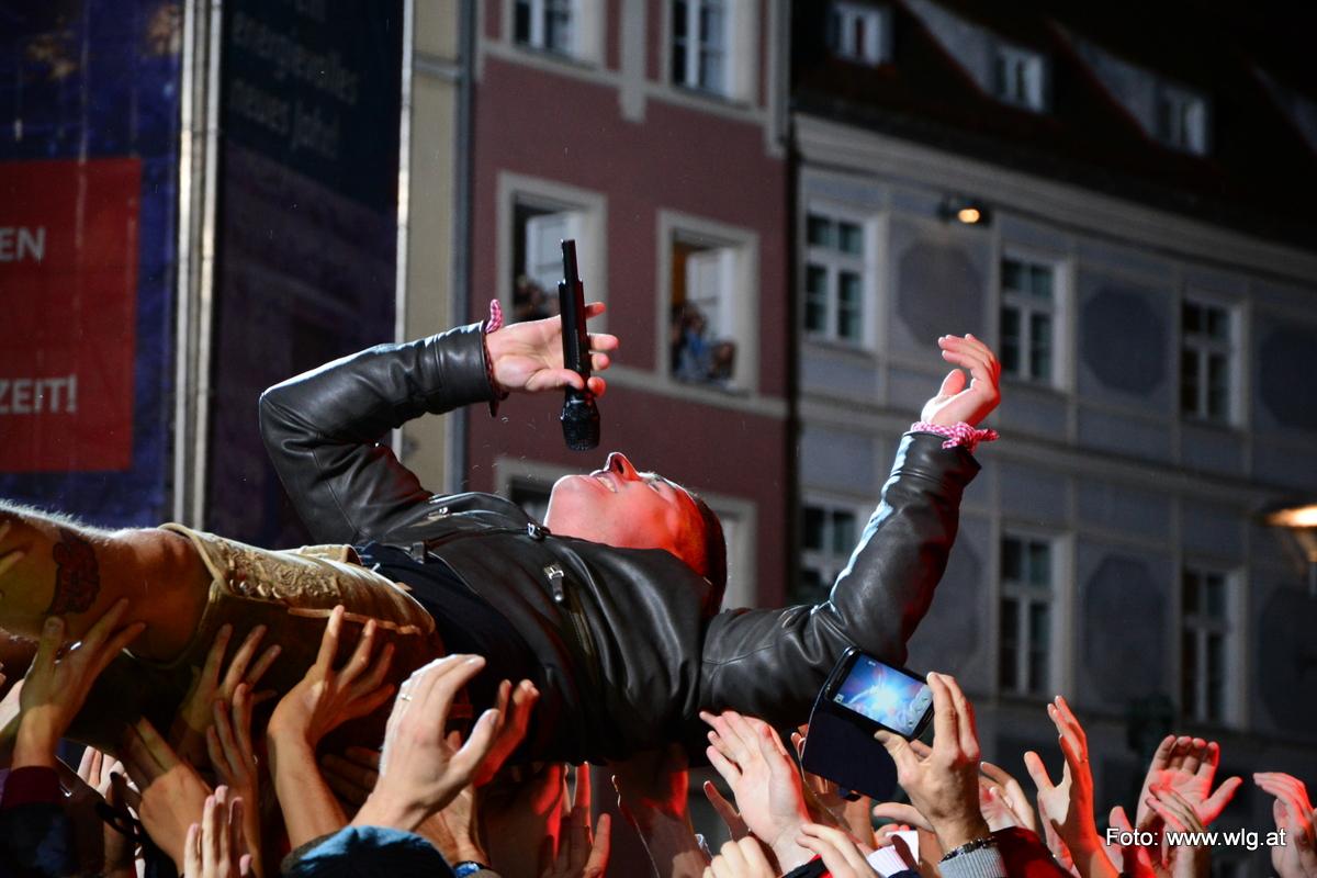 Wetten, dass..? Stadtwette Graz – Fotos