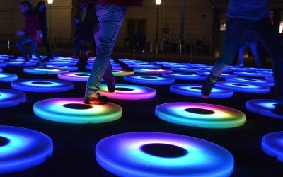 Klanglicht Oper Graz Fotos