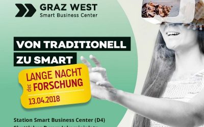 Lange Nacht der Forschung im Smart Business Center