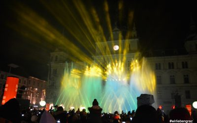 Silvester in Graz 2018 – Fotos