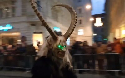 Perchtenlauf Graz 2019 – Video
